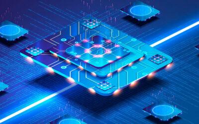 IBM presenta el primer chip del mundo de 2 nanómetros (nm), el más pequeño desarrollado hasta hoy.