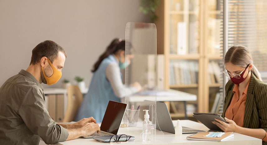 El retorno al trabajo presencial puede crear brechas en la seguridad de las empresas.